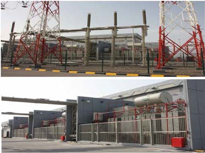 400/132 KV MBR SOLAR SUBSTATION