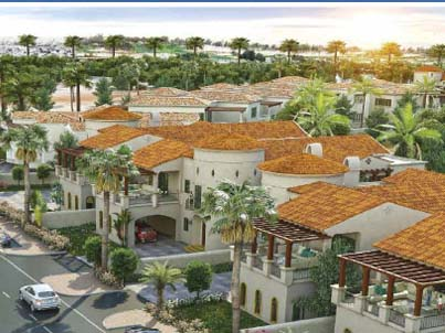 DAMAC GOLF COMMUNITY VILLAS